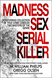 Madness. Sex. Serial Killer.